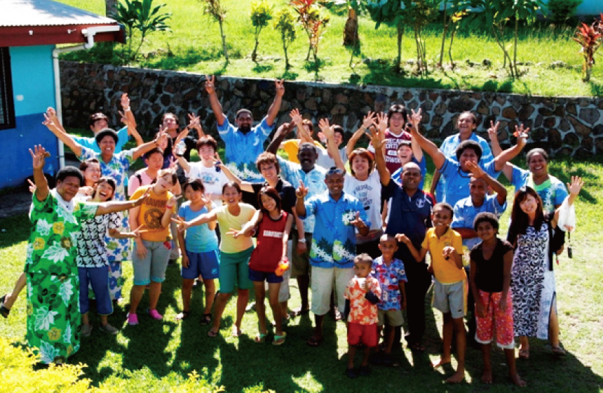 【航空券支給!】フィジーの公立高校で学生サポートのインターンシップ!