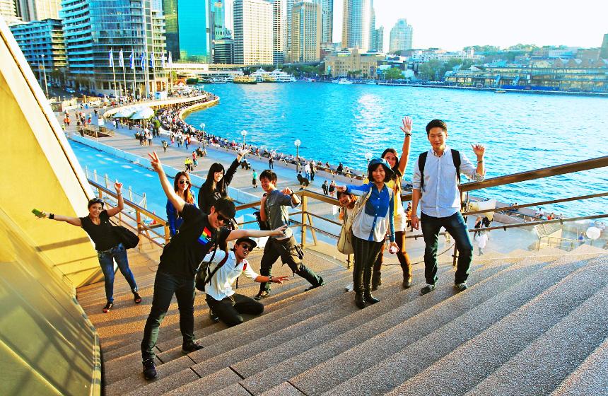 南半球最大の国際都市、シドニーでインターンシップ!