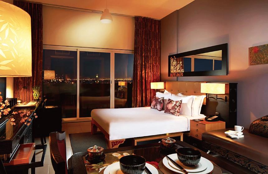 ドバイの日系ホテルでのインターンシップ