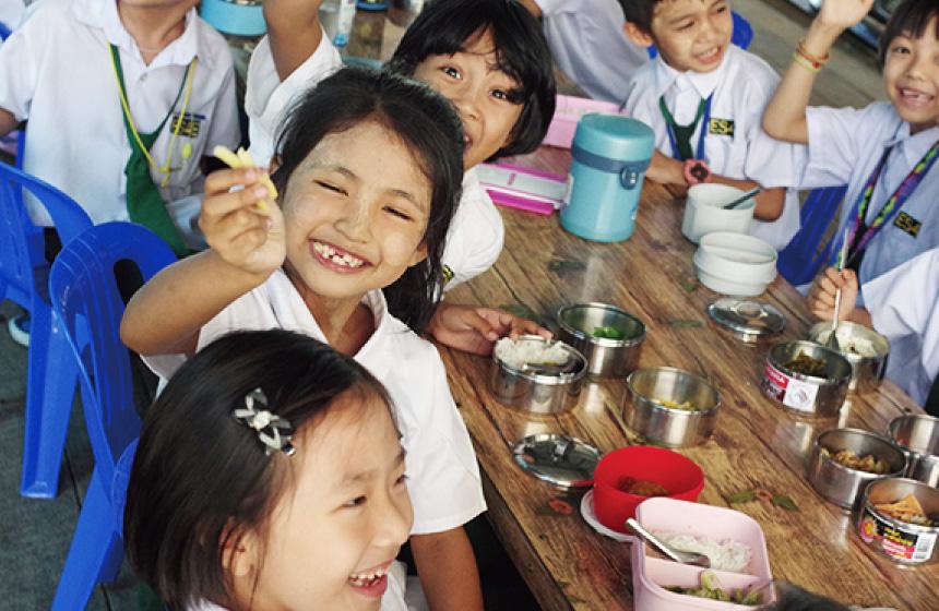 『最後のフロンティア』ミャンマーで日本語教師インターン!
